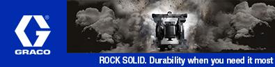 GRACO HUSKY PROMO ROCK SOLID